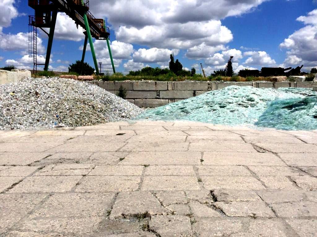 Стеклобой бетон время виброуплотнения бетонной смеси