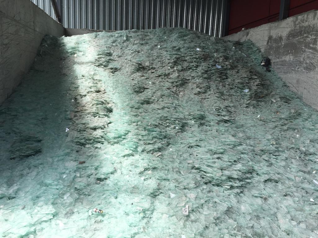 Стеклобой бетон перспективы бетона